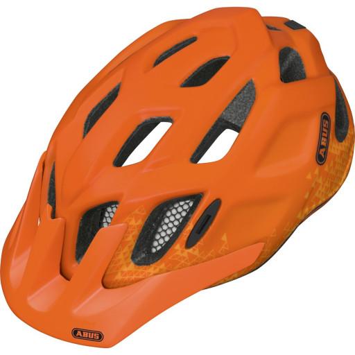 Fietshelm Abus Mountk Trey Orange 53-58 cm
