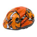 Fietshelm Edge C42 Kids Clowfish Oranj