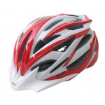 Fietshelm Mighty Race Fast Flash-Red
