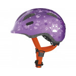 Fietshelm Abus Smiley 2.0 Purple Star