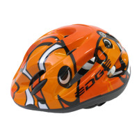 Fietshelm Edge C42 Kids Clowfish Oranj