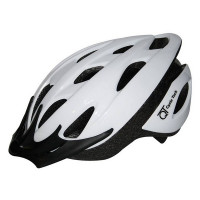 Fietshelm Qt Cycle Tech White Pearl