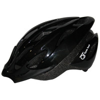 Fietshelm Qt Cycle Tech Black Pearl