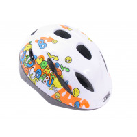 Fietshelm Abus Smooty Zoom Smiley White