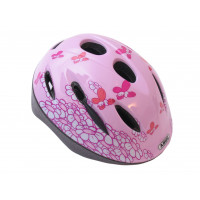 Fietshelm Abus Smooty Zoom Pink Butterfl