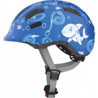 Fietshelm Abus Smiley 2.0 Blue Sharky