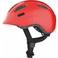 Fietshelm Abus Smiley 2.0 Sparkling Red