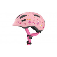 Fietshelm Abus Smiley 2.0 Rose Princess