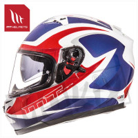 Helm Blade Sv Morph Wit/Rood/Blauw