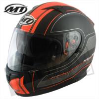 Helm Blade Sv Raceline Zwart/Oranje