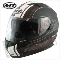 Helm Blade Sv Raceline Zwart/Rood
