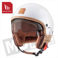Helm Cosmo Pure Mat Wit