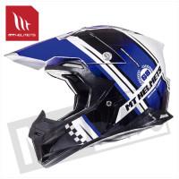 Helm Endurance Zwart/Blauw