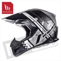 Helm Endurance Zwart/Zilver
