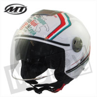 Helm Jet City-Eleven Sv Italy