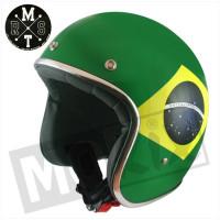 Helm Le Mans Flag Brasil