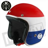 Helm Le Mans Flag Holland