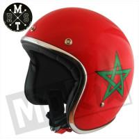 Helm Le Mans Flag Morocco