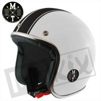 Helm Le Mans Speed Wit/Zwart
