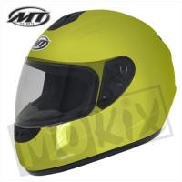 Helm Thunder Ii Solid Fluor Geel