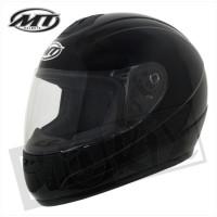 Helm Thunder Ii Solid Zwart