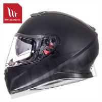 Helm Thunder Iii Sv Solid Mat Zwart