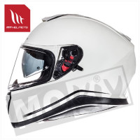 Helm Thunder Iii Sv Solid Wit
