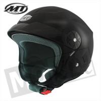 Helm Veloce Zwart