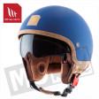 Helm Cosmo Pure Mat Blauw