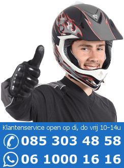 scooterhelm klantenservice van helm4u.nl